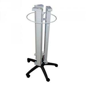 Облучатель бактерицидный ОБПЕ 450 Азов, передвижной, 6 ламп 30Вт, 1304 м³/ч