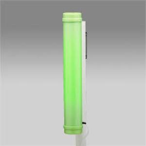 Облучатель-рециркулятор CH111-115 Армед (корпус пластик), зеленый, настенный, 1 лампа 15 Вт, 30 м³