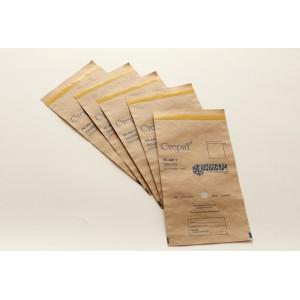 Крафт пакеты для стерилизации Винар «Стерит» 100 штук 115х245 мм (коричневые)
