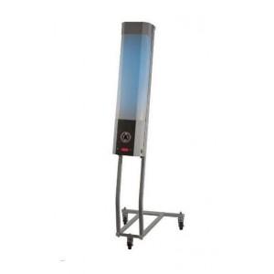 Рециркулятор-облучатель воздуха  РБ-07-Я-ФП передвижной, 15W, 2 лампы