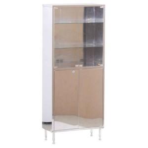 Шкаф медицинский металлический ШМ-02 МСК-5647.02