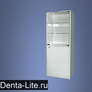 Шкаф медицинский металлический ШМ-01 МСК-646.02