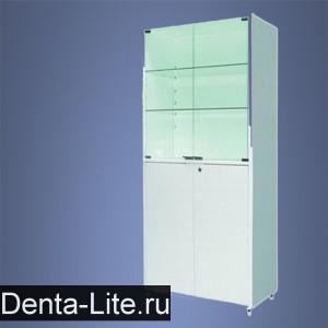 Шкаф медицинский металлический ШМ-02 МСК-647.02