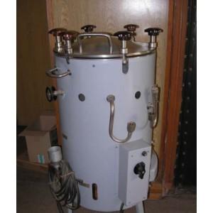 Стерилизатор паровой ВКУ-50 универсальный автоклав 50 л