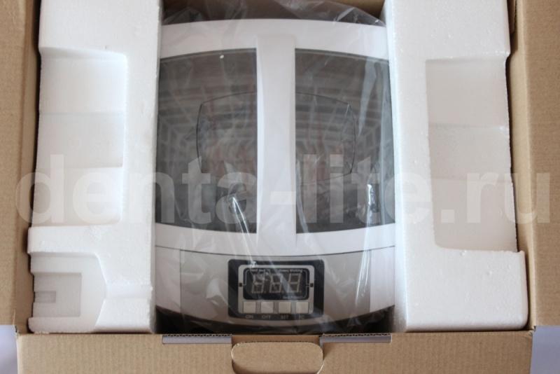 упаковка ультразвуковой ванны cd 4820